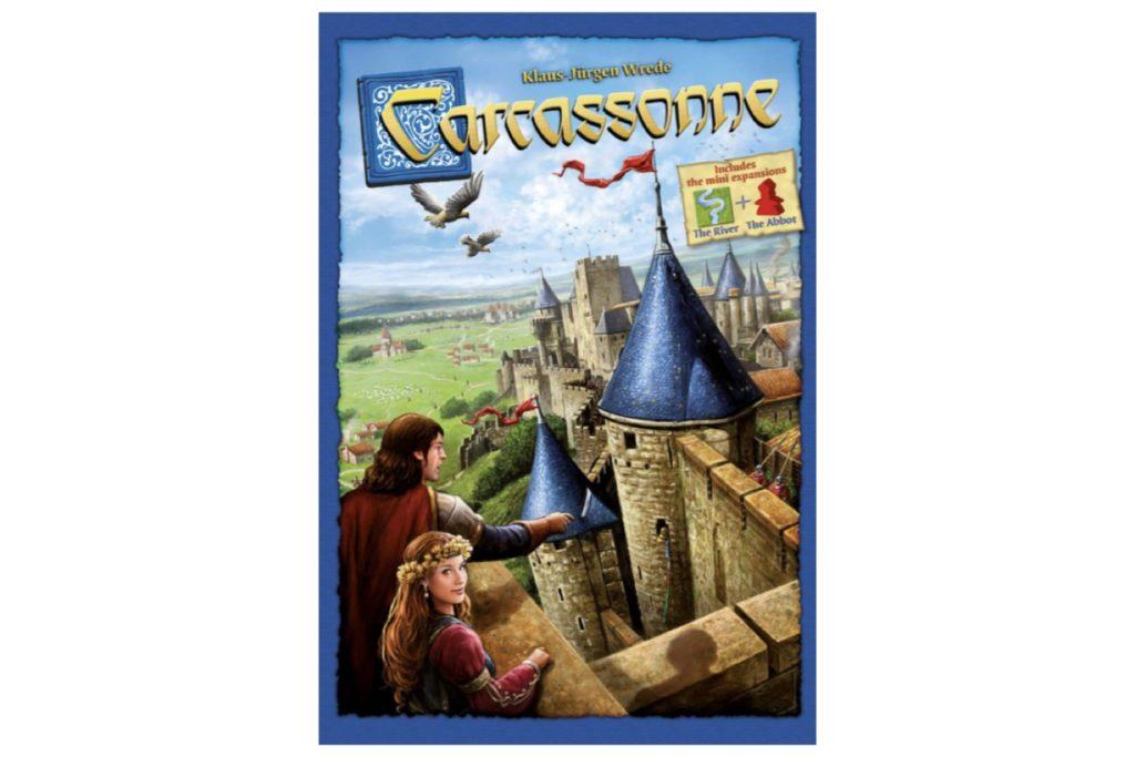 卡卡頌(Carcassonne)-最經典的版塊建設桌遊|桌遊規則介紹