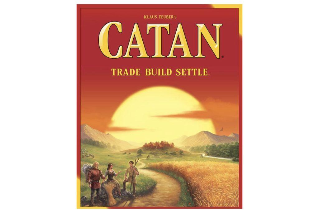 卡坦島(Catan)-最經典島嶼建設遊戲|桌遊規則介紹