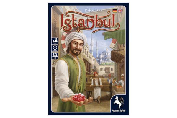 【桌遊規則】伊斯坦堡(Istanbul)-中東古城經商之旅