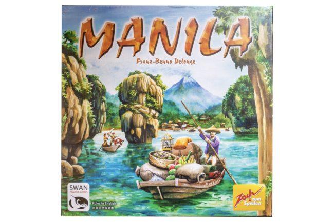 馬尼拉(Manila)-以走私貿易為劇情的商業策略型桌遊|桌遊規則介紹
