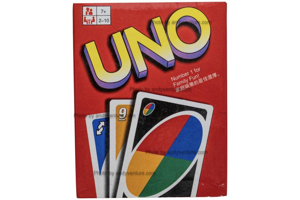 Read more about the article Uno-媲美撲克牌的老牌遊戲|桌遊規則介紹
