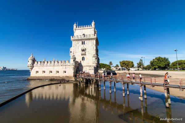 貝倫塔-大航海時代的港口守護者|里斯本|葡萄牙租車