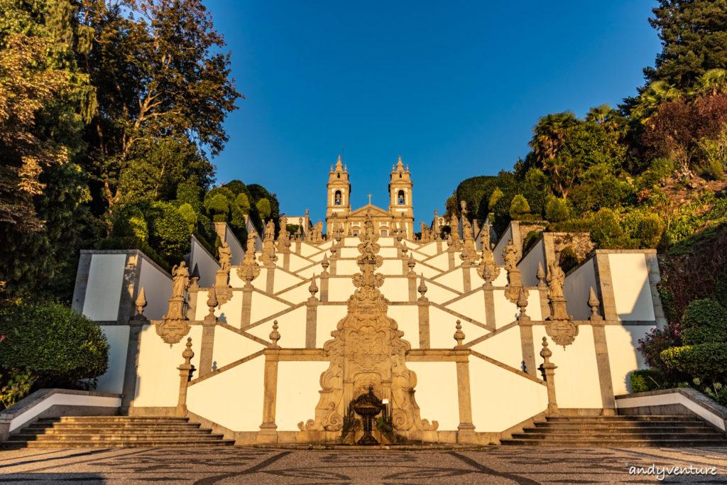 山上仁慈耶穌朝聖所|布拉加(Braga)|葡萄牙租車