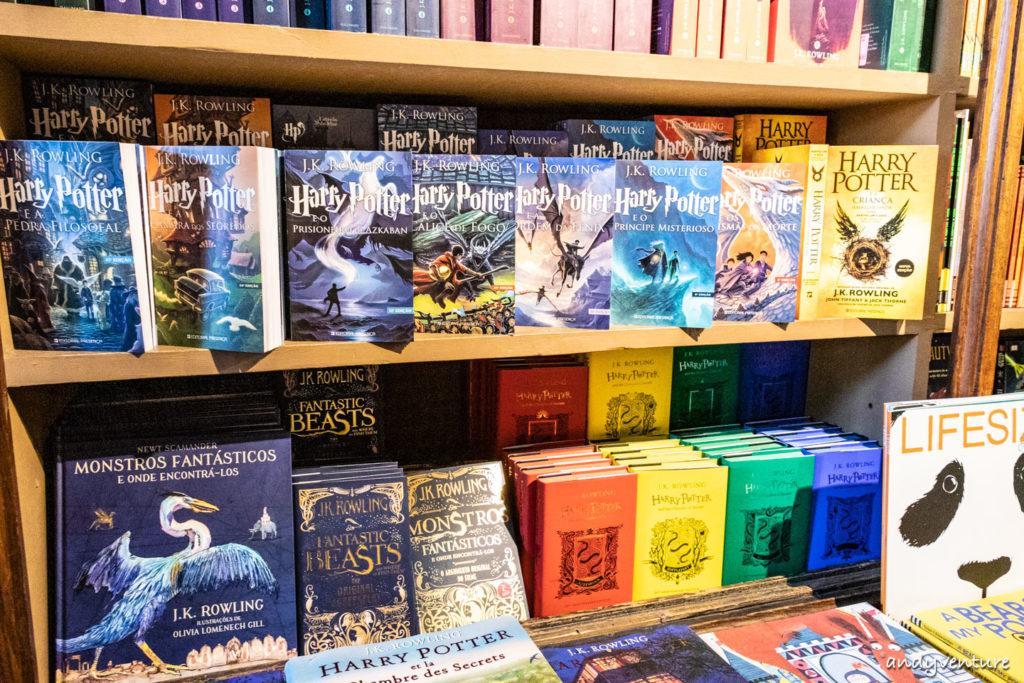 萊羅書店-人比書多的世界最美書店|Porto|葡萄牙租車