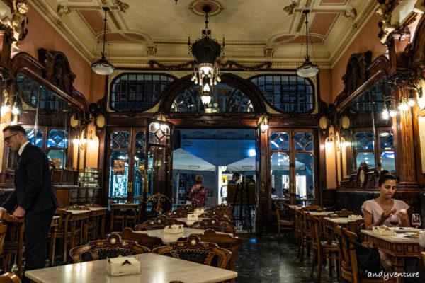 Majestic Café-葡萄牙最美咖啡廳|Porto|葡萄牙租車