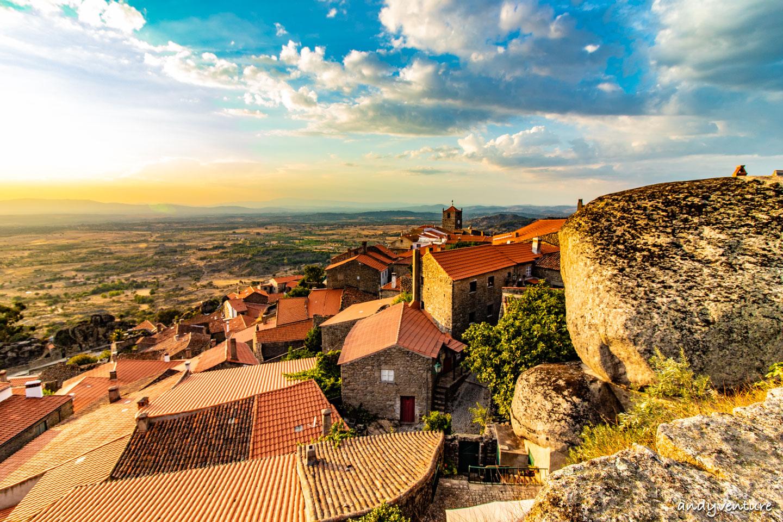 蒙桑托-遺落邊境的巨石山城,村莊到古堡路線|Monsanto|葡萄牙租車