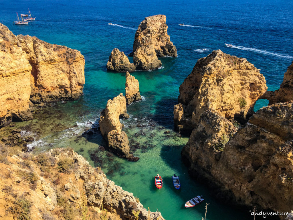 佩達德角與Camilo海灘-享受南方海岸度假生活|Lagos|葡萄牙租車