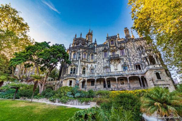 雷加萊拉宮-探險者的夢幻莊園|辛特拉|葡萄牙租車