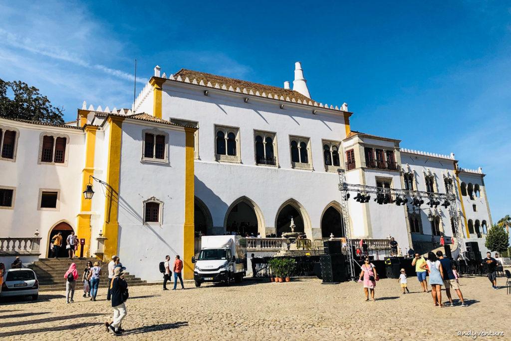 辛特拉宮-古老的中世紀皇家住所|Sintra|葡萄牙租車