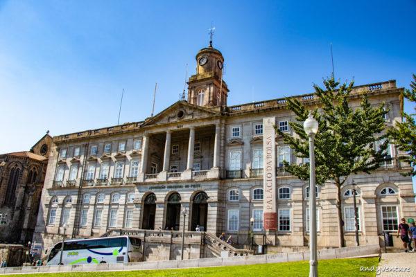 證券交易所宮-金玉滿堂的商業交易所|Porto|葡萄牙租車