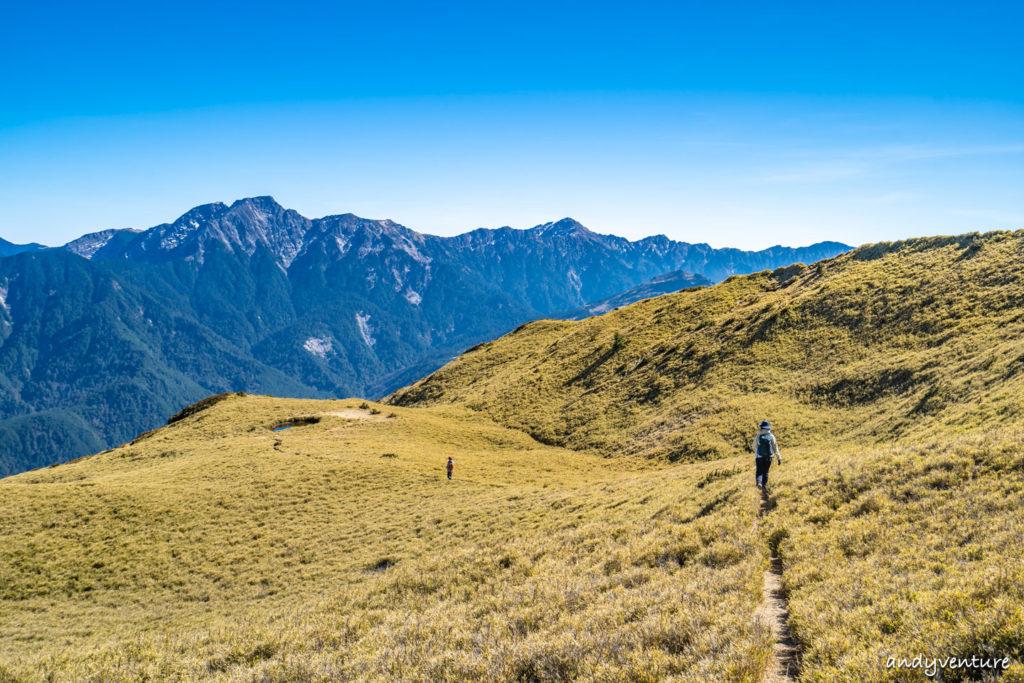 合歡山北峰-媲美國際級山景的新手百岳路線|台灣景點