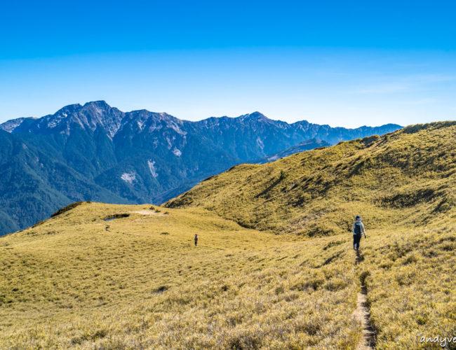 合歡山北峰-媲美國際級山景的新手百岳路線 台灣景點