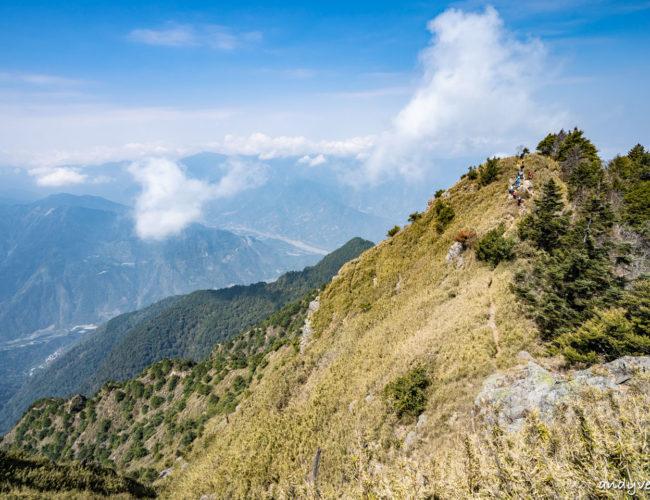 郡大山-柳暗花明又一山,車程艱辛但風景秀麗的百岳八秀 台灣景點