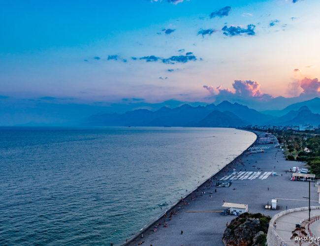 安塔利亞-市區和附近景點總整理 安塔利亞Antalya 土耳其租車旅遊
