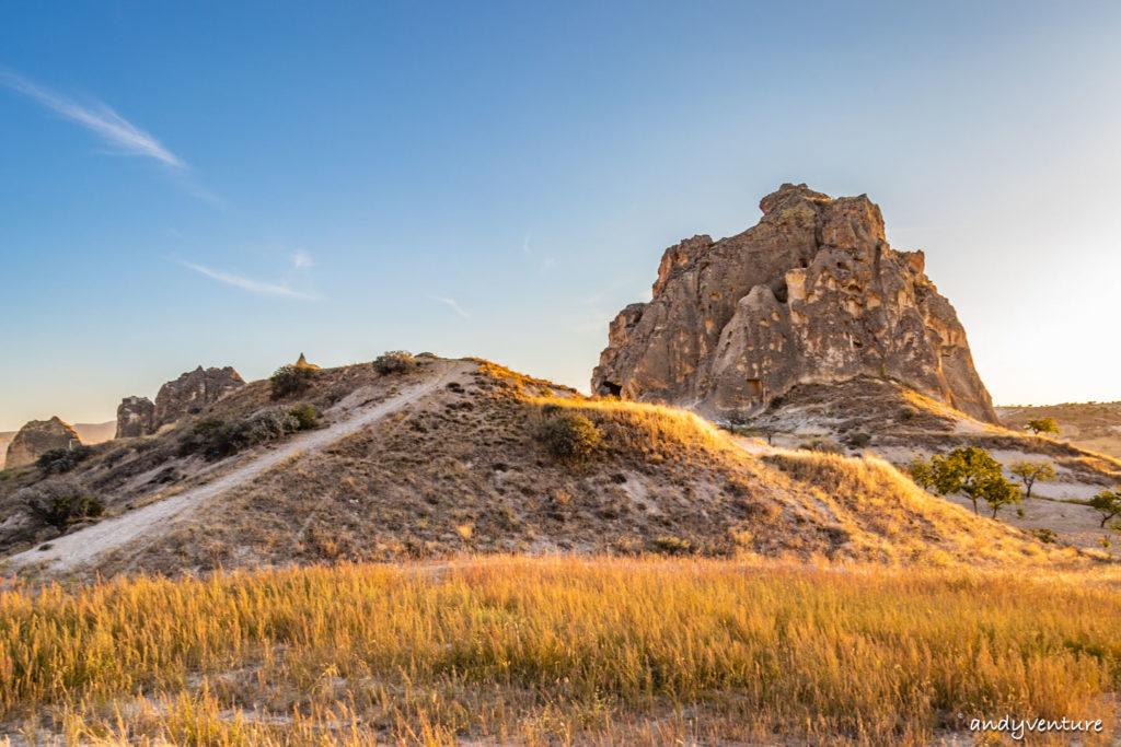 卡帕多奇亞山谷健行-八條路線地圖與玫瑰谷夕陽|卡帕多奇亞Cappadocia|土耳其租車旅遊