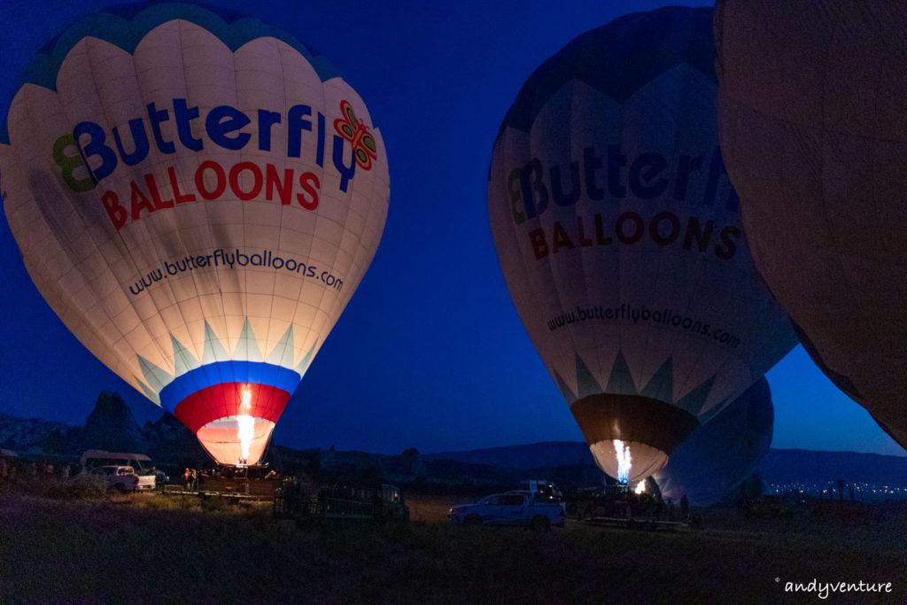 土耳其坐熱氣球-世界最美的熱氣球景點|卡帕多奇亞|土耳其租車旅遊