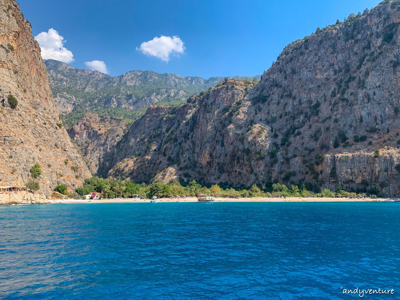 歐魯旦尼斯六島遊船-死海與蝴蝶谷|歐魯旦尼斯Oludeniz|土耳其租車旅遊