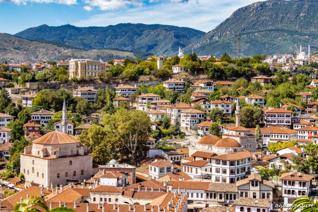 番紅花城-停留在鄂圖曼時期的山谷小鎮|Safranbolu|土耳其租車旅遊