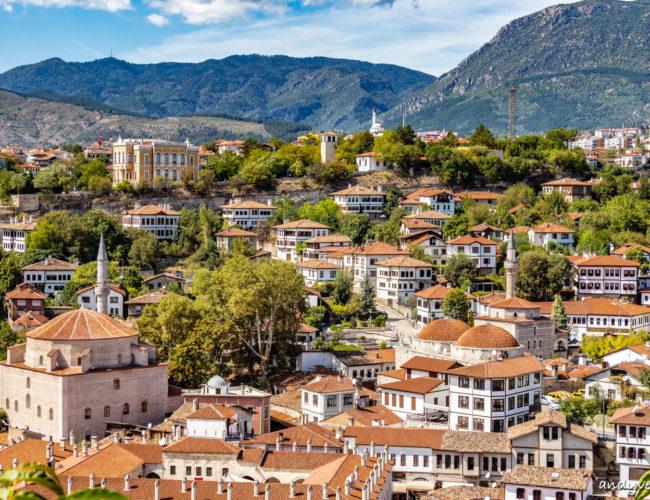 番紅花城-停留在鄂圖曼時期的山谷小鎮 Safranbolu 土耳其租車旅遊